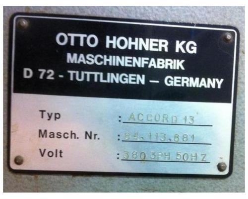 Hohner Accord 13 Drahtheftmaschine - Bild 3