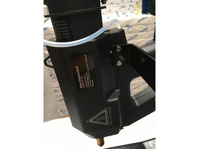 Reka TR 55 LCD HT pneumatische Heissklebepistole - 2