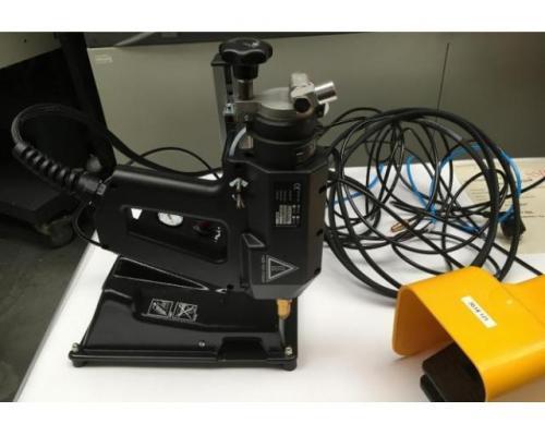 Reka TR 55 LCD HT pneumatische Heissklebepistole - Bild 3