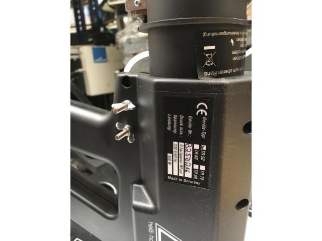 Reka TR 55 LCD HT pneumatische Heissklebepistole - 4