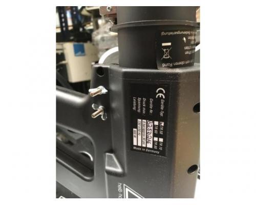 Reka TR 55 LCD HT pneumatische Heissklebepistole - Bild 4