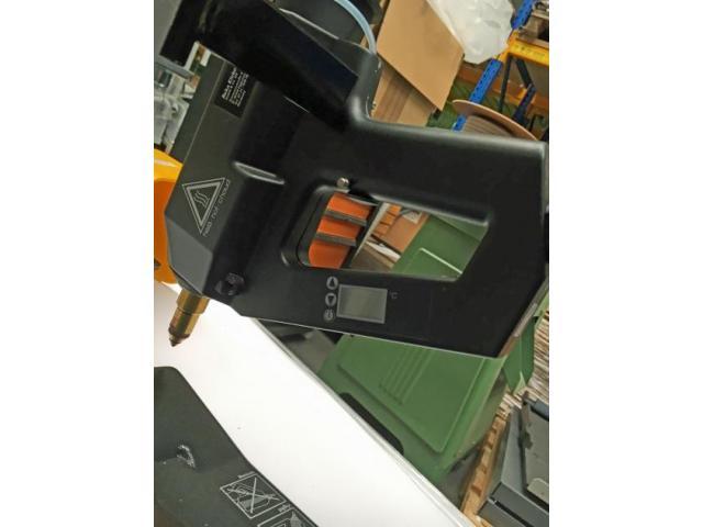 Reka TR 55 LCD HT pneumatische Heissklebepistole - 5