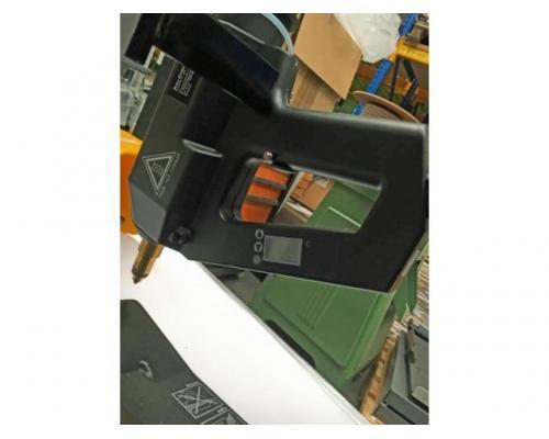 Reka TR 55 LCD HT pneumatische Heissklebepistole - Bild 5