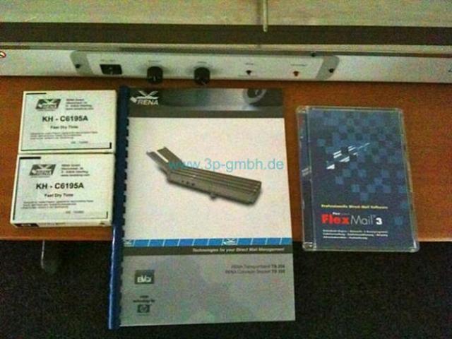 Neopost/RENA 608 S Direktadressierer - 3