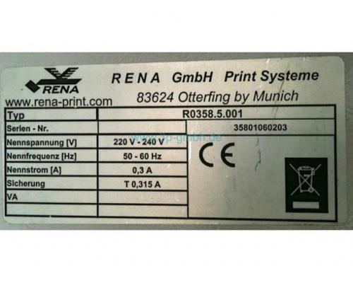 Neopost/RENA 608 S Direktadressierer - Bild 6