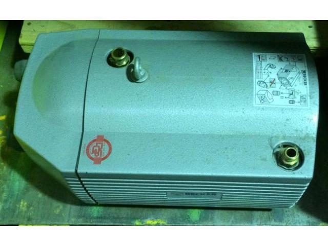 Becker DSK 4-25 Druck-Vakuumpumpe - 1