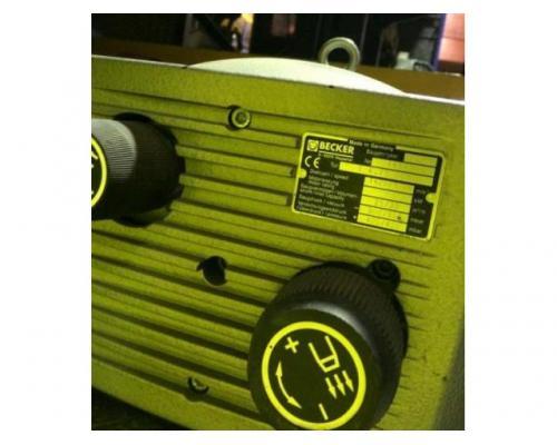 Becker DSK 4-25 Druck-Vakuumpumpe - Bild 2