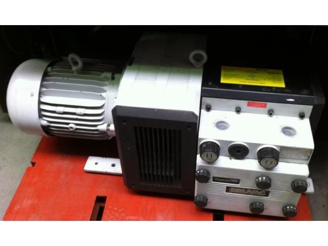 Rietschle-Elmo KTA 80.1 Drehschieber-Druck-Vakuumpumpe - 1