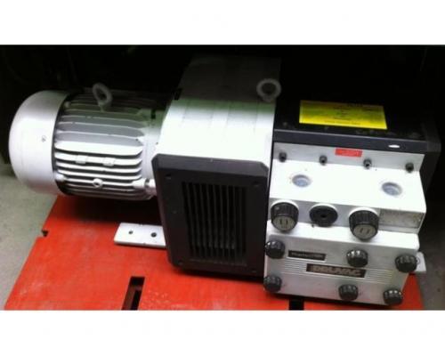 Rietschle-Elmo KTA 80.1 Drehschieber-Druck-Vakuumpumpe - Bild 1