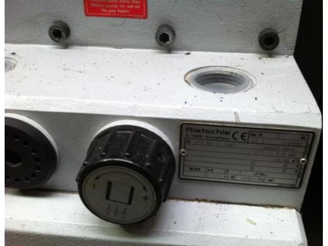 Rietschle-Elmo KTA 80.1 Drehschieber-Druck-Vakuumpumpe - 3
