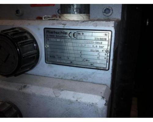 Rietschle-Elmo KTA 80.1 Drehschieber-Druck-Vakuumpumpe - Bild 4