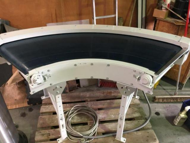 GKF 90 Gurt-Kurvenförderer - 1