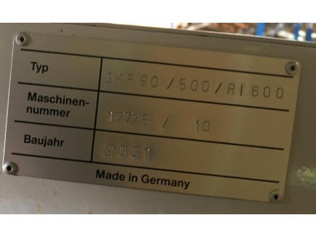 GKF 90 Gurt-Kurvenförderer - 2