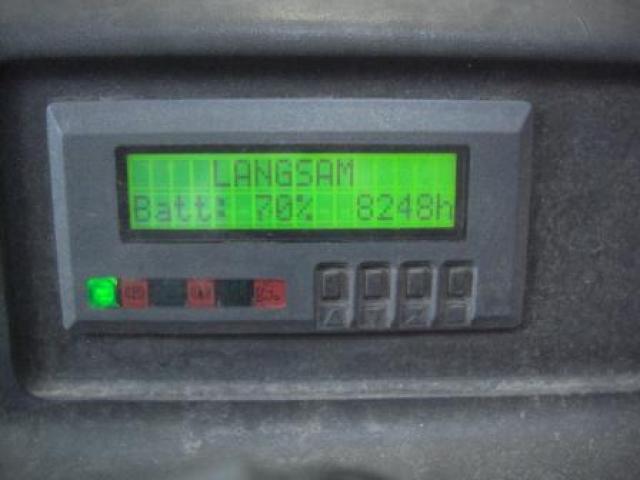Jungheinrich ETV 214 AC Elektro-Schubmaststapler - 6