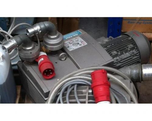 Ehrler & Beck DVT 3.80 Druck- und Vakuumkompressor - Bild 1