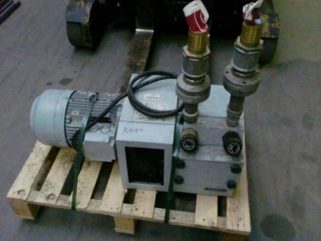 Becker DVT 3.80 Druck- und Vakuumkompressor - 1