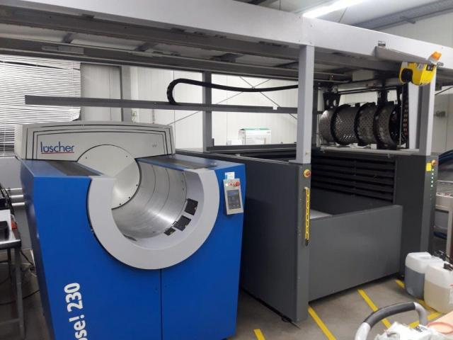 Lüscher XPose 230 UV CtP-System - 1