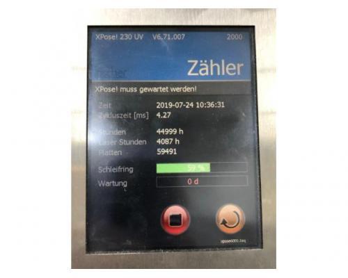 Lüscher XPose 230 UV CtP-System - Bild 7