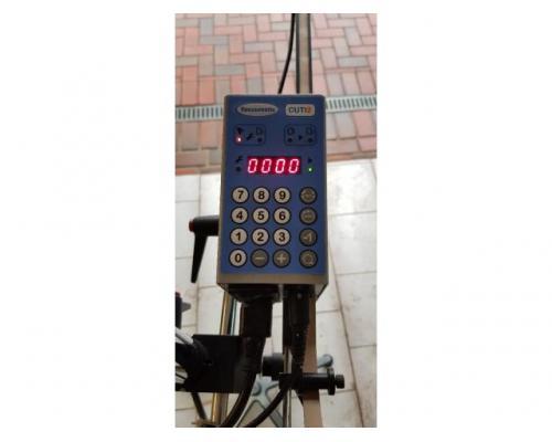 600 mm Kanallänge Vacuumatic Cuti 2 Streifeneinschußgerät - Bild 2