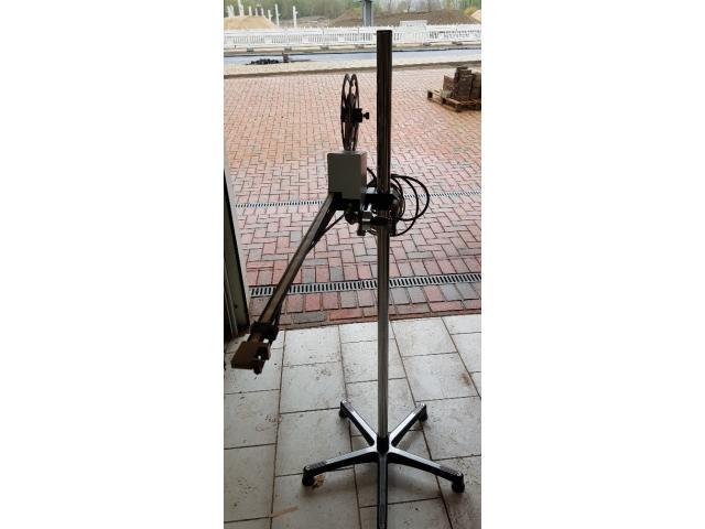 600 mm Kanallänge Vacuumatic Cuti 2 Streifeneinschußgerät - 4