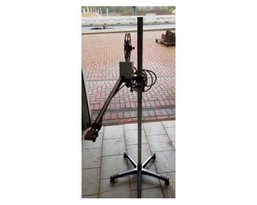 600 mm Kanallänge Vacuumatic Cuti 2 Streifeneinschußgerät - Bild 4