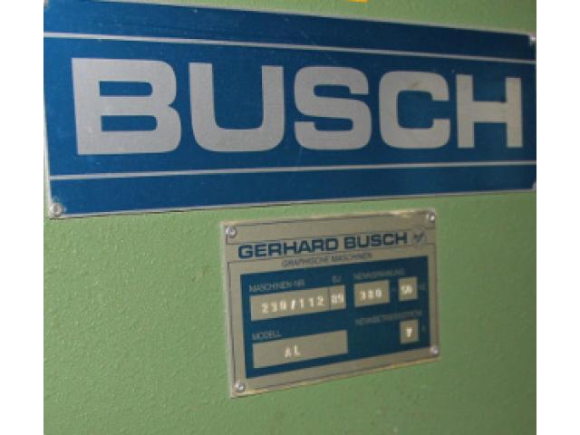 Busch AL Etikettenstanze - 10