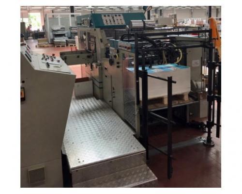 Gietz FSA 870 Prägefoliendruck-Maschine - Bild 2