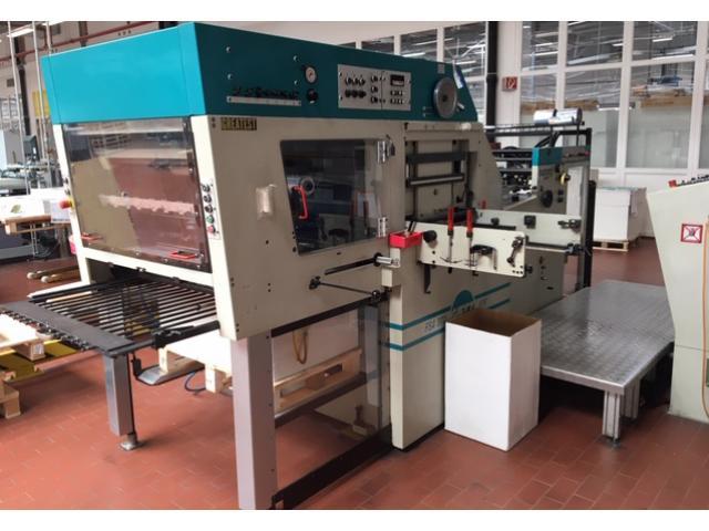 Gietz FSA 870 Prägefoliendruck-Maschine - 3