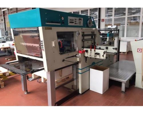 Gietz FSA 870 Prägefoliendruck-Maschine - Bild 3