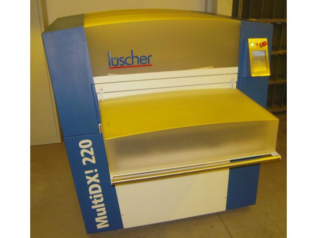 Lüscher Multi DX! 220 UV-Flex CtP-System - 1