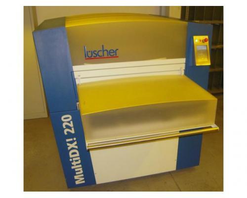 Lüscher Multi DX! 220 UV-Flex CtP-System - Bild 1