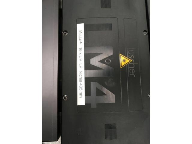 Lüscher Multi DX! 220 UV-Flex CtP-System - 2