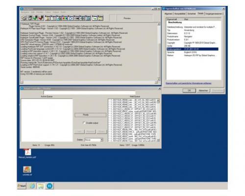 Lüscher Multi DX! 220 UV-Flex CtP-System - Bild 6
