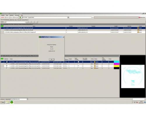Lüscher Multi DX! 220 UV-Flex CtP-System - Bild 7