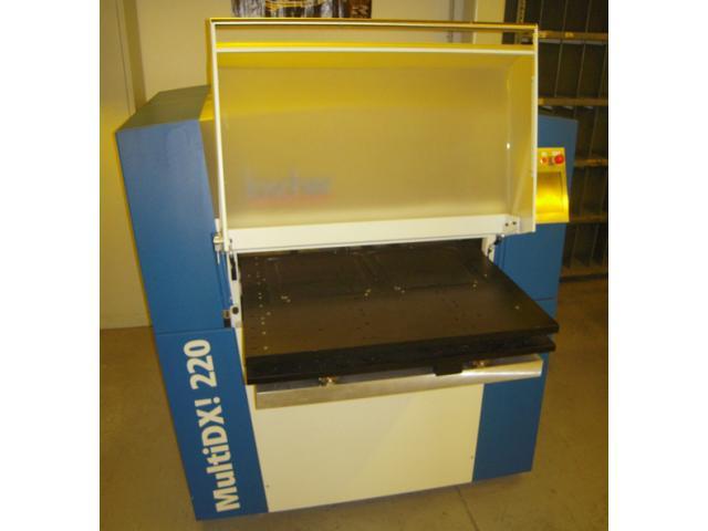 Lüscher Multi DX! 220 UV-Flex CtP-System - 9