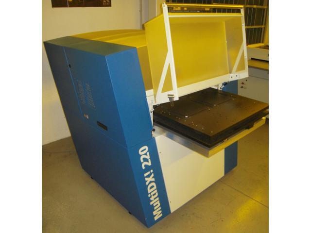 Lüscher Multi DX! 220 UV-Flex CtP-System - 10