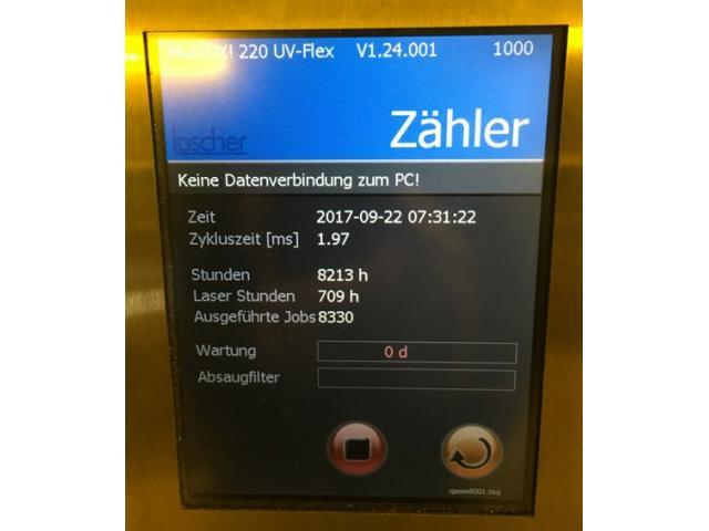 Lüscher Multi DX! 220 UV-Flex CtP-System - 11