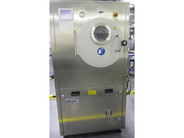 Vakuumtrockner Zirbus VTA 200 - 1