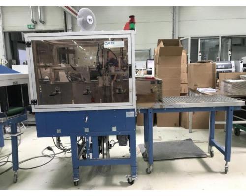 ATS Tanner US 2000 TRS-L Banderoliermaschine - Bild 2