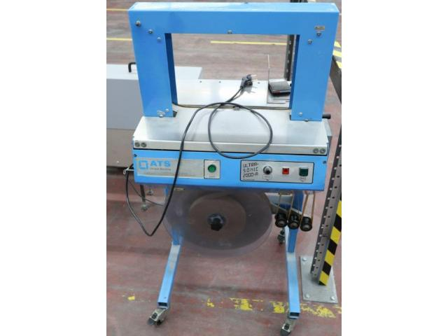 ATS Tanner US-2000 AB Ultra-Sonic Banderolier-Maschine - 1
