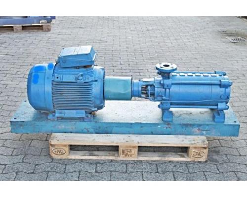 Hochdruckkreiselpumpe KSB MTC-A 50 / 7B-3.1 10.63 - Bild 1