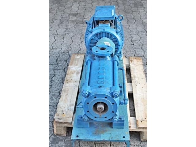 Hochdruckkreiselpumpe KSB MTC-A 50 / 7B-3.1 10.63 - 5