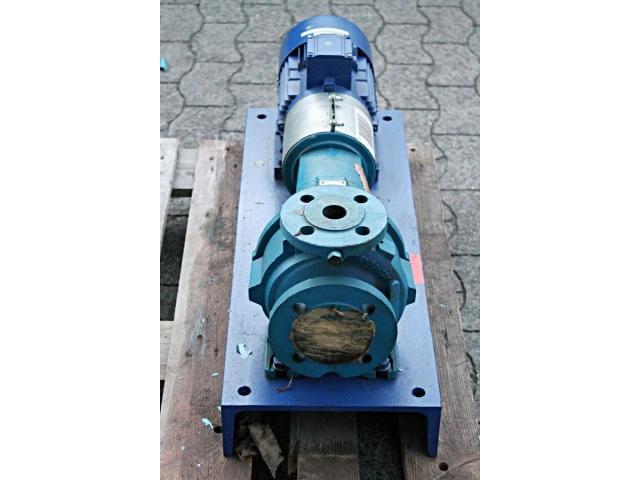 Kreiselpumpe / centrifugal pump + Motor KSB - 3