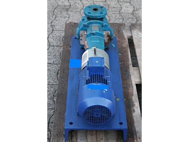 Kreiselpumpe / centrifugal pump + Motor KSB - 5