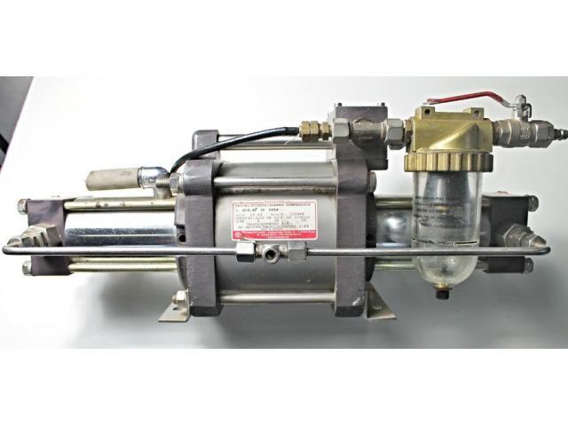 MAXIMATOR - druckluftbetriebener Kompressor DLE 5 GG - 1