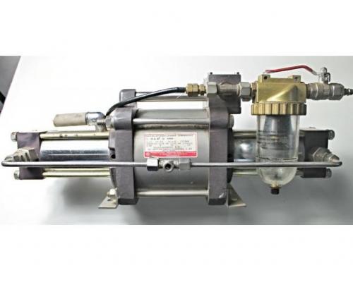 MAXIMATOR - druckluftbetriebener Kompressor DLE 5 GG - Bild 1