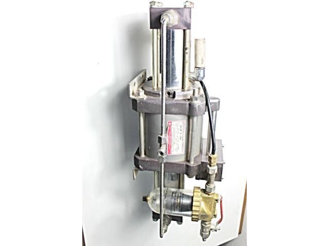 MAXIMATOR - druckluftbetriebener Kompressor DLE 5 GG - 3