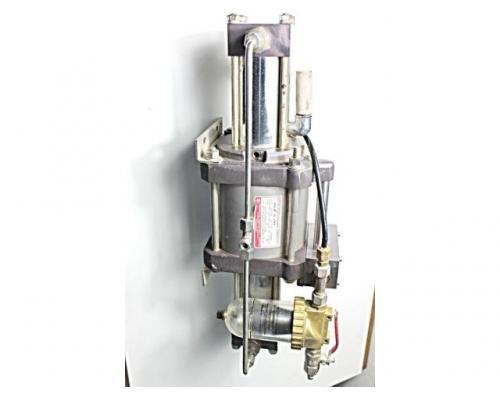 MAXIMATOR - druckluftbetriebener Kompressor DLE 5 GG - Bild 3