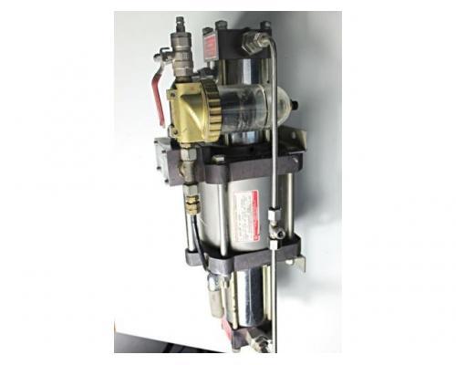 MAXIMATOR - druckluftbetriebener Kompressor DLE 5 GG - Bild 4