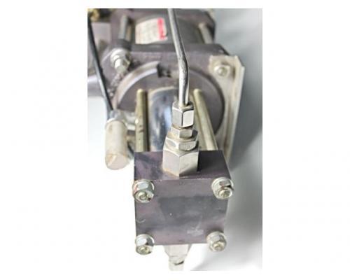 MAXIMATOR - druckluftbetriebener Kompressor DLE 5 GG - Bild 6
